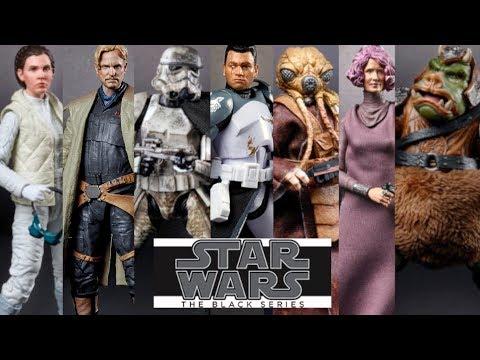 Beard oil - Star Wars The Black Series New York Toy Fair 2018 News