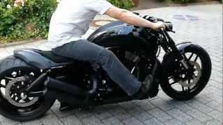 1. Harley Davidson Night Rod Special VRSCDX 2012,  280er , Airride