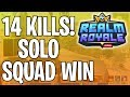 14 Kill Squads Turned Solo Win Realm Royale Epicsarchiv