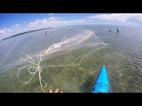 Florida Keys Kayak Fishing - Where The Pilchards Are._A héten feltöltött legjobb horgász videók