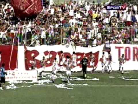 Bangu na elite do estadual 2009 (Sportv) - Castores da Guilherme - Bangu