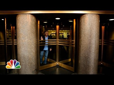 De Niro Vs. Revolving Door