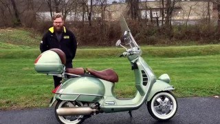2009 vespa gtv 250 motorcycle specs reviews prices. Black Bedroom Furniture Sets. Home Design Ideas