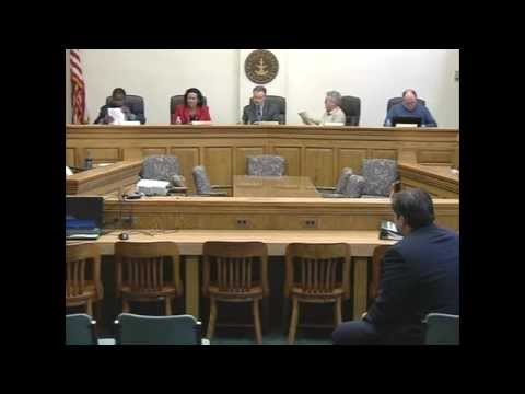 4/15/14 Board of Commissioners Work Session