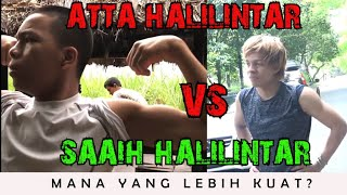 Video ATTA HALILINTAR VS SAAIH HALILINTAR SIAPA YG LEBIH KUAT? GOTONG ROYONG GEN HALILINTAR MP3, 3GP, MP4, WEBM, AVI, FLV April 2019