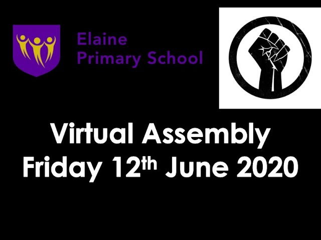 Virtual Merit Assembly 9 - 12th June 2020