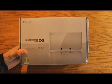 Nintendo 3DS Unboxing & Review!