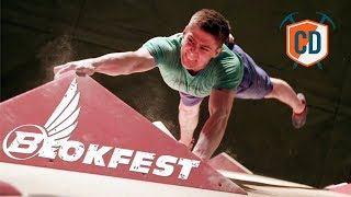 Orrin Coley Vs ULTRA HIGH Blokfest Yonder Walls   Climbing Daily Ep.1590 by EpicTV Climbing Daily