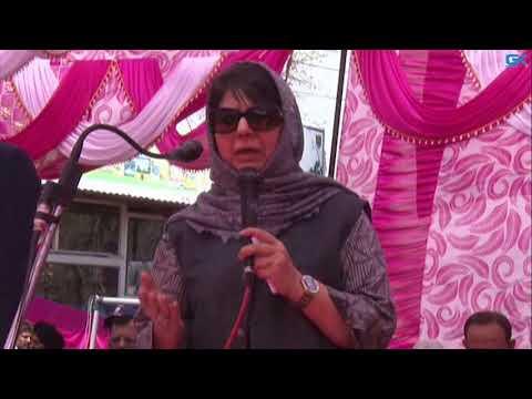 Border clashes: Mehbooba asks India, Pakistan to have 'mercy' on Kashmiris