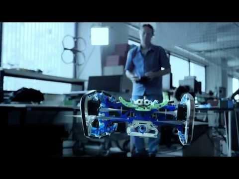 Bonus - cargo drones