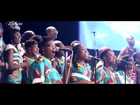 Video Joyful Way sings Sonnie Badu's