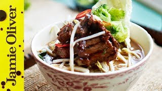 Beef Noodle Soup | Jamie's Money Saving Meals (2013) by Jamie Oliver