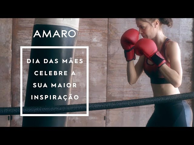 #DiaDasMães AMARO - Amaro