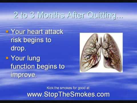 Τι συμβαίνει όταν κόψετε το κάπνισμα