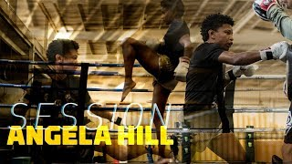 Session: Angela Hill - MMA Fighting by MMA Fighting