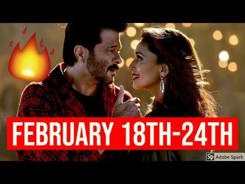 Video songs - Top 10 Hindi/Indian Songs of The Week February 18th-24th 2019  New Hindi/Bollywood Songs 2019 Video