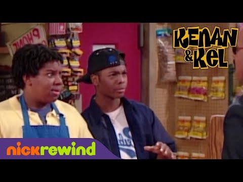 Kenan Saves The President | Kenan And Kel | NickSplat