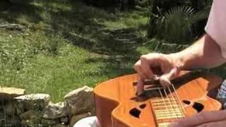 Madeleine's Garden - Acoustic lapslide instrumental
