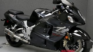 6. 2006 SUZUKI GSX1300R HAYABUSA  - National Powersports Distributors