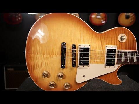 Gibson Les Paul Traditional Premium Finish 2016 T Light Burst
