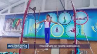 Успехи кыргызстанских гимнастов на соревнованиях