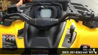 8. 2014 Can-Am Outlander MAX XT 1000  - Sky Power Sports Lak...