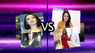 Video ZASKIA GOTIK VS SITI BADRIAH MP3, 3GP, MP4, WEBM, AVI, FLV September 2018