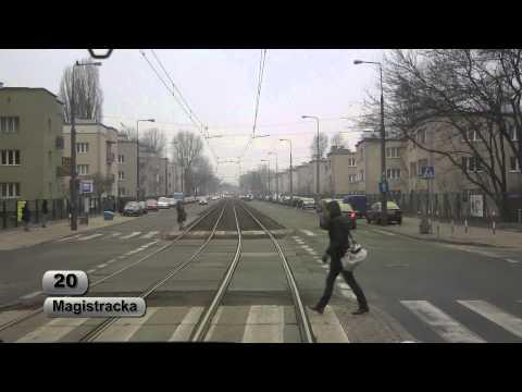 Tramwaje Warszawa linia 20