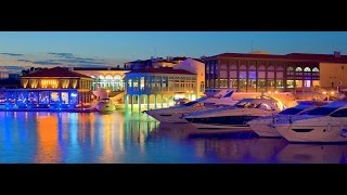 Limassol Marina: Living on the sea