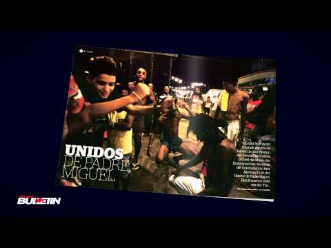 Video of The Red Bulletin