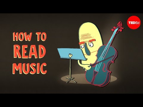 How to read music – Tim Hansen