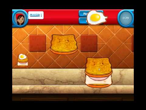 Let's Play: Cooking Academy 3: Recipe For Success, Part 6: Eggs Exams