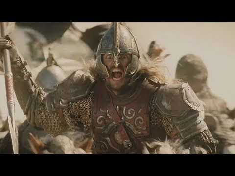 The Lord of the Rings | Charge of the Rohirrim [HD 1080p 60FPS]