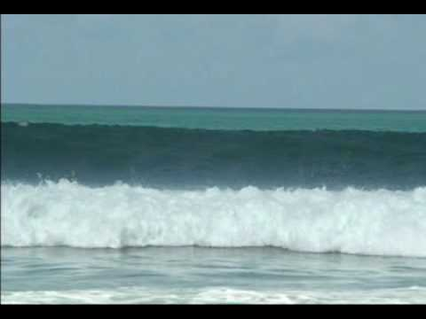 Surfing at Naiharn beach – Phuket Thailand