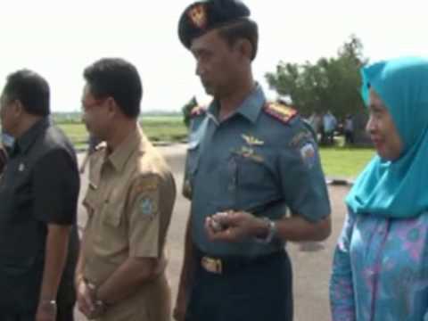 Panglima TNI kunjungi Pos Perbatasan Kalimantan