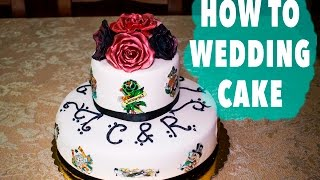Hi, this is a special wedding cake, with ed hardy inspired image!I really hope you enjoy this video! Please put me a like and subscribe to my channel Follow me on facebook:https://www.facebook.com/cookwithmel2/INSTAGRAM:https://www.instagram.com/cookwithmel/Blog:http://www.cookwithmel.it/Marketing and business mail:info@cookwithmel.it