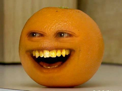 annoying - HEY! The 2nd season of the Annoying Orange TV show starts this Thursday on Cartoon Network at 7:30/6:30c!!! WATCH IT! HAHAHA!!! FREE Version of Annoying Oran...