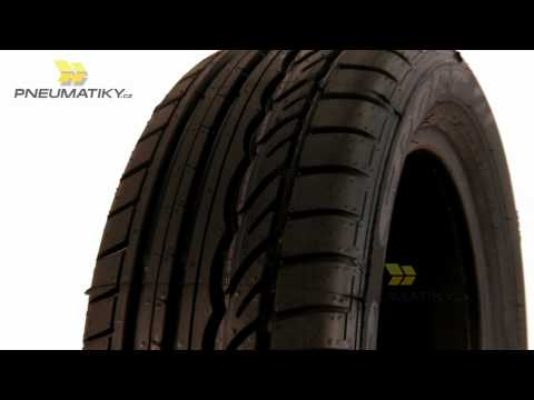 Youtube Dunlop SP Sport 01 225/55 R16 95 V * MFS Letní