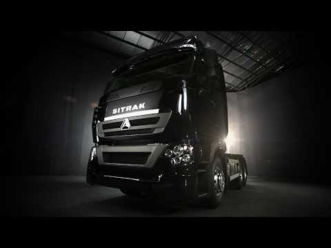 SITRAK - neue Lkw-Marke von MAN Truck & Bus und Sinotruk