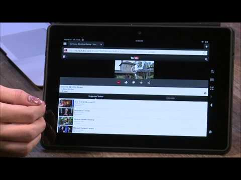 Amazon Kindle Fire HD, HDX and HDX 8.9″ review