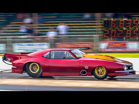 Quickest times in Drag Race history set at 2013 event