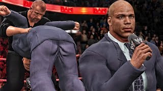 Kurt Angle reveal his secret that might end his career in WWE & Triple H returns and destroy the american hero Kurt Angle. ( WWE 2K17 Custom Story )Be the member of Bestintheworld https://goo.gl/bh0dMlFollow me on Twitter https://goo.gl/g2hpKr