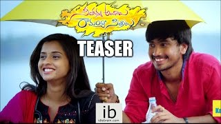 Seethamma Andalu Ramayya Sitralu Teaser HD