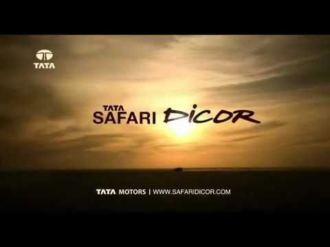 TATA SAFARI DICOR - Official Commercial Ad