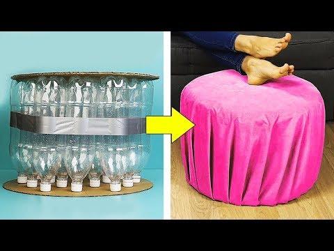Ideias de móveis fáceis e baratos feitos a mão