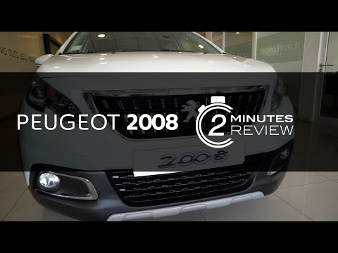 Peugeot 2008: 2 Minutes Review