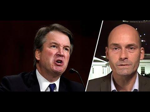USA: Anhörung im Senat - der Moment, als Brett Kavana ...