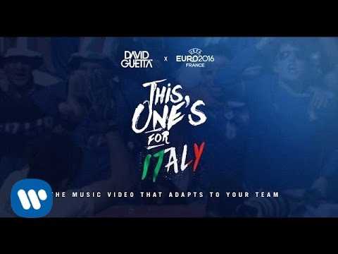 This One's for You Italy (UEFA EURO 2016 Official Song) [Feat. Zara Larsson]