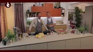 Ospite in Cucina - BRUSCHETTA DI SCAMONE con Giorgio Molignoni