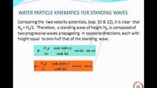 Mod-02 Lec-06 Standing Wave Theory